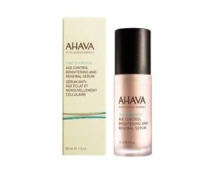 Ahava Age Control rozjasňující a obnovující sérum (Age Control Brightening and Renewal Serum) 30 ml